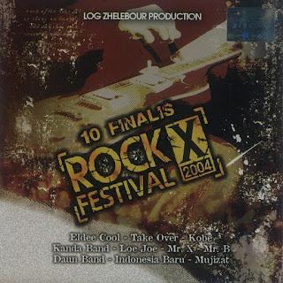 Various Artists - 10 Finalis Rock Festival X 2004 on iTunes
