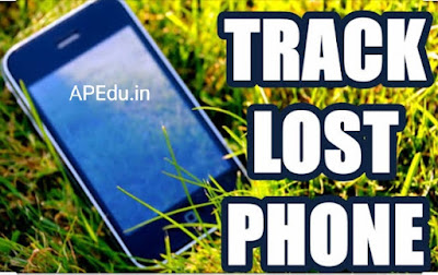 Find your stolen phone track your device