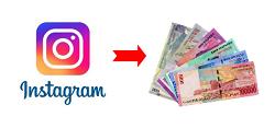 cara menghasilkan uang di instagram dan internet