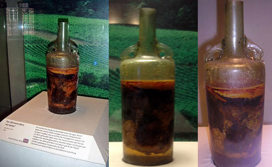 Garrafa de vinho mais antiga do mundo - Romerwein - Img 2