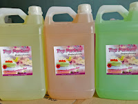 Distributor Chemical Pewangi Laundry Sragen