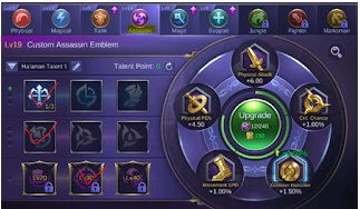 Build Item Zilong Paling Sakit Terbaik 2018