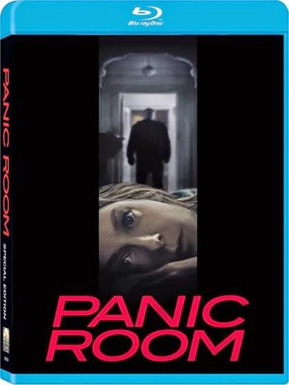 Panic Room 2002 Dual Audio [Hindi -Eng] 720p BRRip 850mb