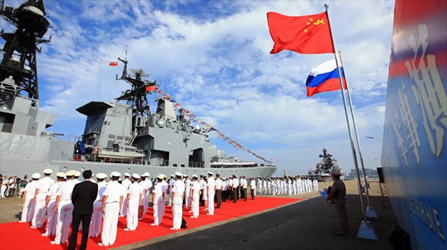 EEUU es reacio a ver a Rusia y China como poderes fuertes
