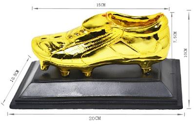 Penghargaan dalam Piala Dunia (Sepatu Emas) - berbagaireviews.com