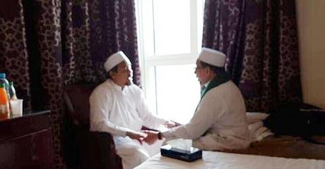 Pertemuan Elite PKS dengan Rizieq Shihab Terkesan Politis