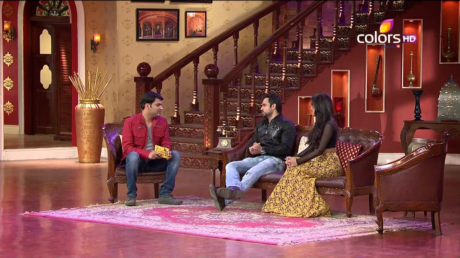 desitvforum comedy nights with kapil 12 april 2014