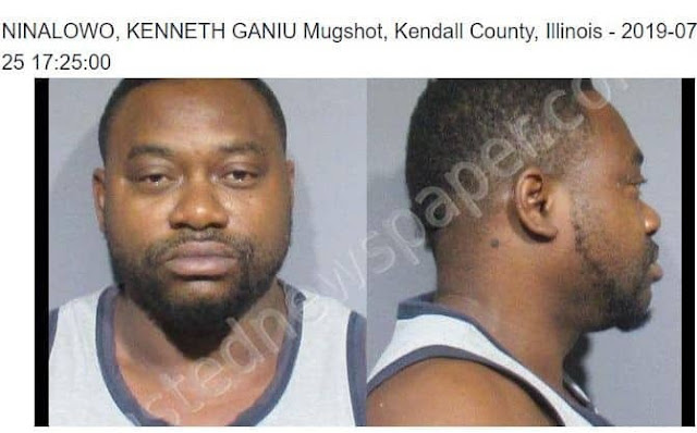 FBI arrests Kenneth Ninalowo for $1.5 million money laundering in Chicago