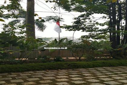 Tiang Bendera Stainless Pesanan Bu Suratmi BSD Tangerang Selatan