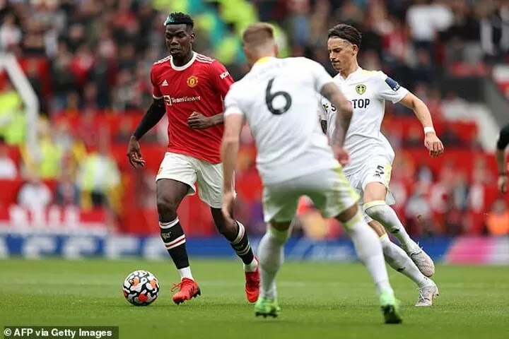 Pogba will STAY at Man United because this team 'can win trophies'