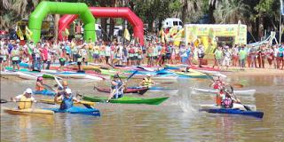 El 8 de diciembre se corre el desafío del lago