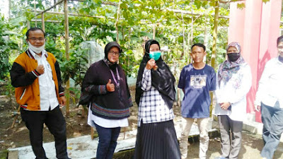 Ketua BPD Kayu Agung Gagas Wisata Edukasi Kampoeng Anggur