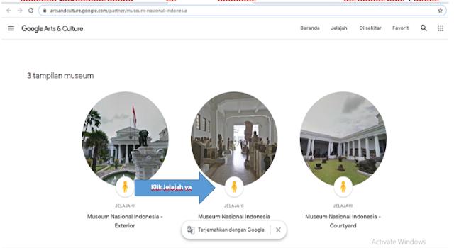 Halaman Museum Nasional Indonesia