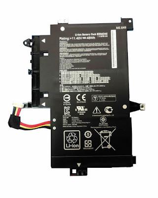 batterij voor ASUS B31N1345 Transformer Book Flip TP500L TP500LA TP500LN