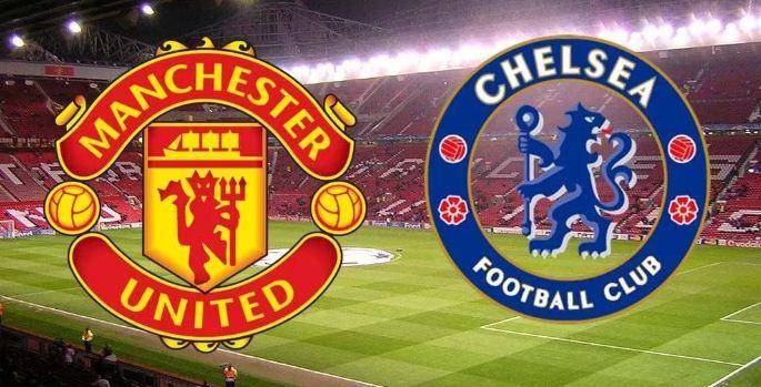Susunan Pemain Manchester United vs Chelsea