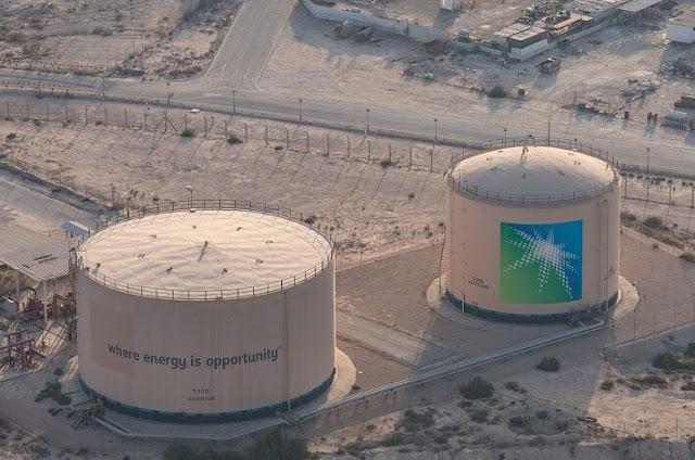 Saudi Aramco drops data to half its actual carbon footprint: report