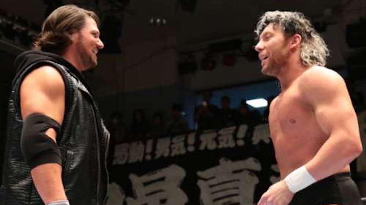 Kenny Omega ainda tem esperanças de enfrentar AJ Styles