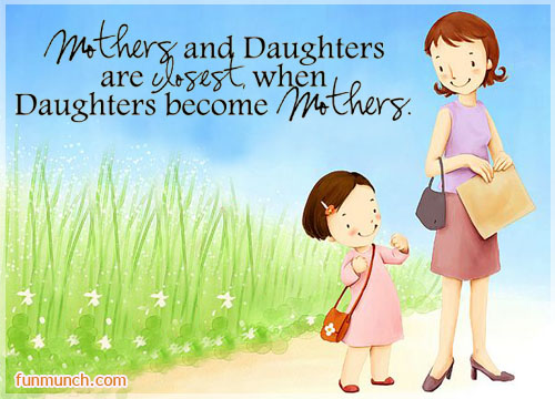 Mothers Day My Daughter