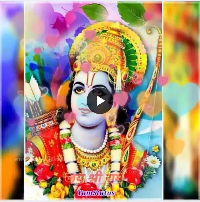 Sri Ram Navami Whatsapp Status Video Download Hindi/telugu