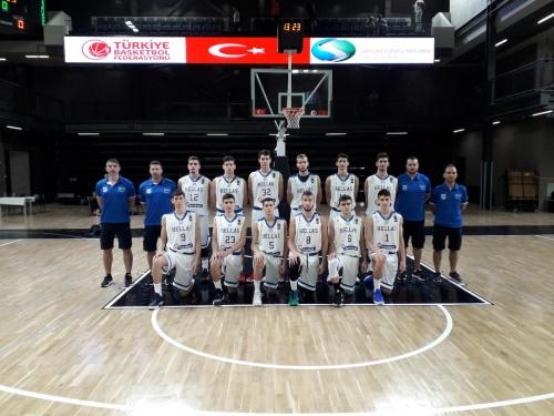 ΕΟΚ | Εθνική Παίδων: Σερβία-Ελλάδα 85-65 (φιλικός αγώνας προετοιμασίας)