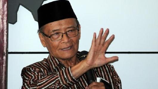 Buya Syafii soal Kabinet Jokowi II: Susah Kalau Ada 'Dagang Sapi'