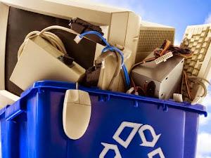 Desechos electrónicos y el plástico, contaminantes silenciosos
