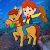 Games4King - Stillness Horse Rider Escape