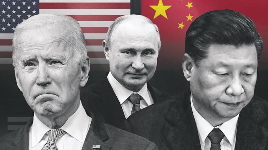Ανοίγουν τα χαρτιά τους οι πρωταγωνιστές του Νέου Ψυχρού Πολέμου