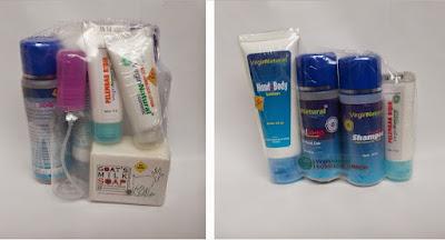 Paket haji dan umroh mengandung VCO tanpa parfum, alkohol dari Virgin Natural Cosmetic