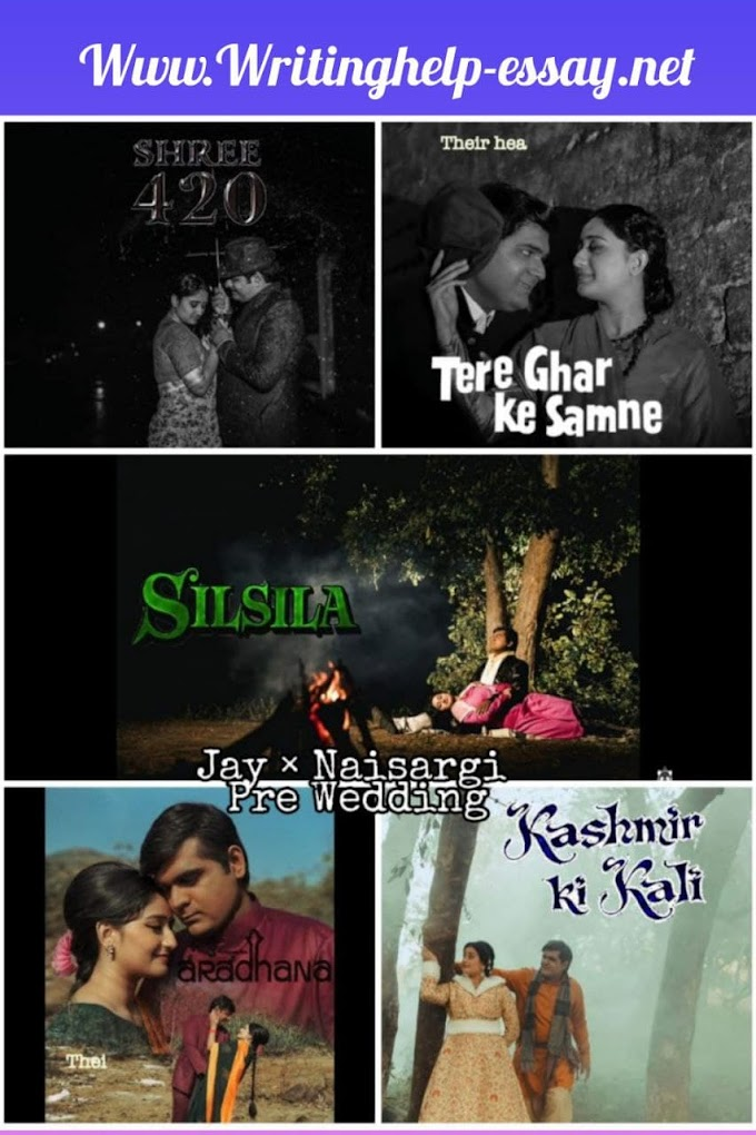 Gujarati producer Jay Vyas and Naisargi Vyas did retro pre-wedding in a completely different way.