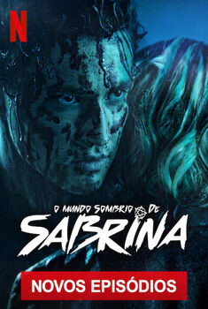 O Mundo Sombrio de Sabrina 3ª Temporada Torrent - WEB-DL 720p Dual Áudio