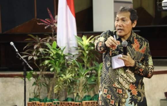 Wakil Ketua KPK Bekali Mahasiswa Universitas Jember Dengan Sembilan Nilai Anti Korupsi