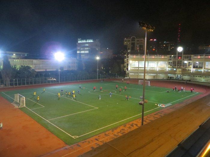 Футбольный стадион Сочи