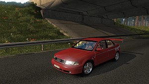 Audi A4 0.2 BETA car mod (1,21)