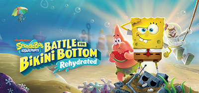 SpongeBob SquarePants Battle for Bikini Bottom Rehydrated-HOODLUM