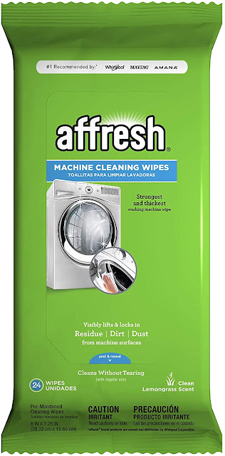 Affresh Laundry Wipes