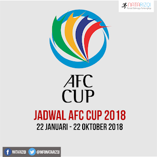 Jadwal Piala AFC 2018