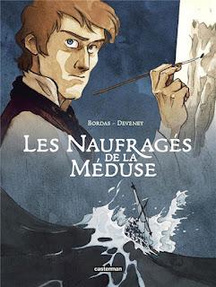 Les naufragés de La Méduse aux éditions Casterman