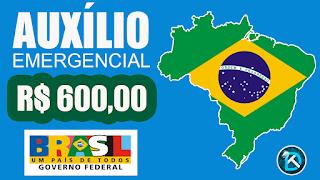 Auxílio Emergencial R$ 600,00 - Como solicitar Passo a passo
