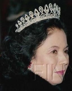 diamond tiara queen bainun perak malaysia