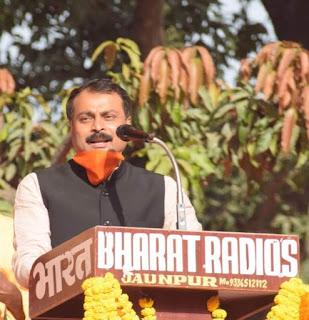 #JaunpurLive : मनीष शुक्ला को पुनः बनाये  गए प्रदेश प्रवक्ता