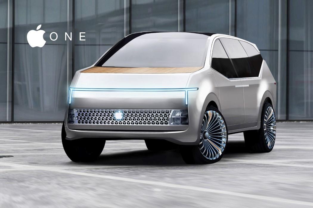 السيارة ذاتية القيادة، لشركة آبل Apple Inc