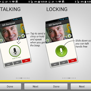 Using Sprint Direct Connect Now in the Kyocera DuraForce Pro: Sprint