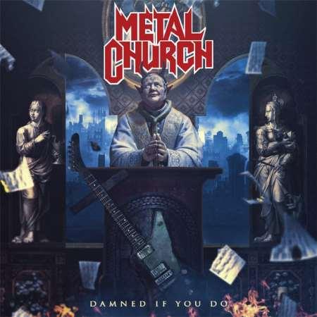 METAL CHURCH: Νέο album τον Δεκέμβριο