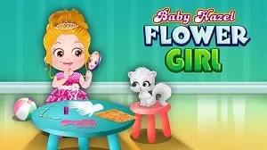 Bebek Elâ Çiçek Kızı - Baby Hazel Flower Girl