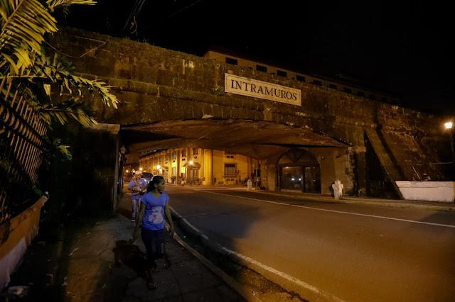Ghost Walk Intramuros
