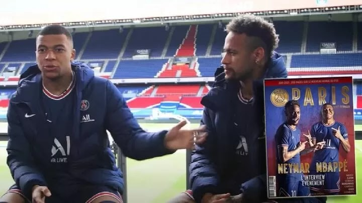 Neymar and Mbappe's fight for their first Balon d'Or