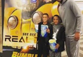 Movie Night With Kids