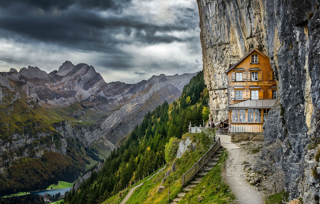 Aescher, Switzerland