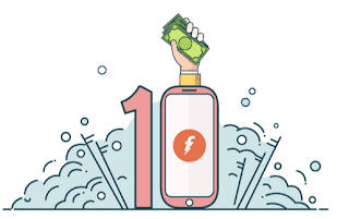 Freecharge – Get Rs 10 Cashback on Rs 10 Recharge or Bill Payment